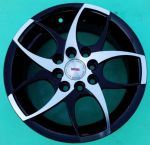14 INCH NEW ALLOY WHEELS (ONE SET) AW018