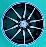 15 INCH NEW ALLOY WHEELS (ONE SET) AW569
