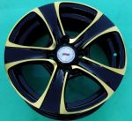 14 INCH NEW ALLOY WHEEL (ONE SET) AW618