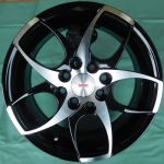 14 INCH ALLOY WHEEL(TD018) ONE SET