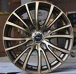 16 INCH ALLOY WHEEL(TD589-W) ONE SET
