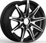 14 INCH ALLOY WHEEL (ONE SET) TD617