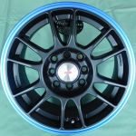 14 INCH ALLOY WHEEL (ONE SET) TD582