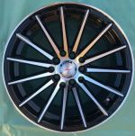 16 INCH ALLOY WHEEL (ONE SET) TD645-16