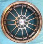 15 INCH ALLOY WHEEL (ONE SET) TD651-15