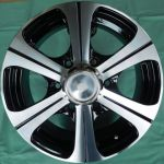 15 INCH ALLOY WHEEL (ONE SET) TD641-15
