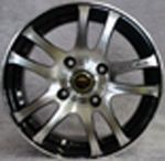 14 INCH ALLOY WHEEL (ONE SET) TD592