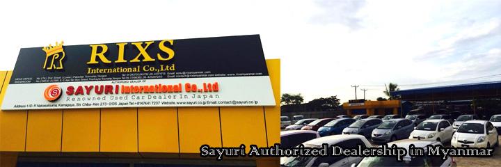 Sayuri International Co Ltd Renowned Used Car Dealer In Japan